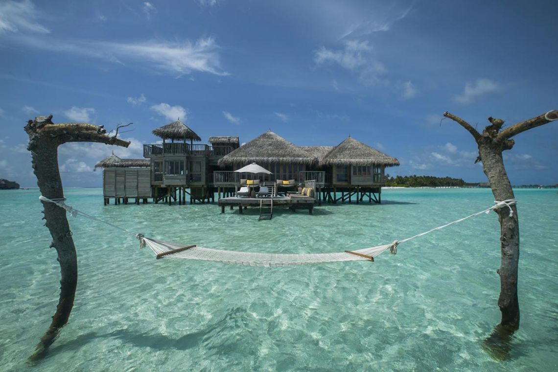 Gili Lankanfushi –  Traumurlaub auf den Malediven
