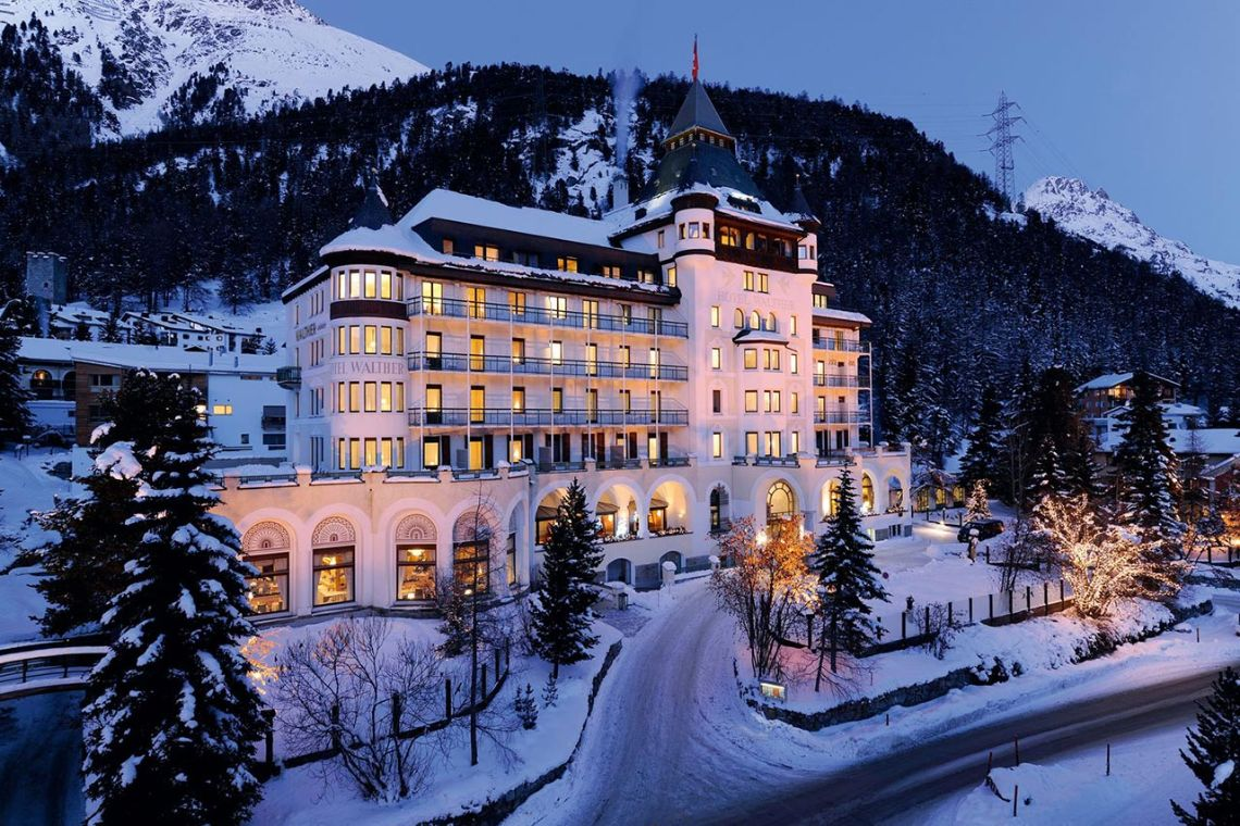Hotel Walther in Pontresina