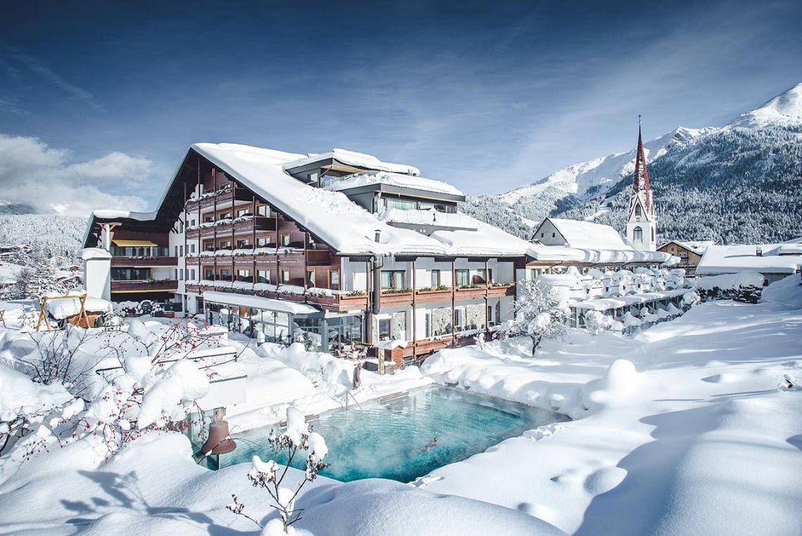 Lifestyle hinter Klostermauern im Tiroler Hotel Klosterbräu