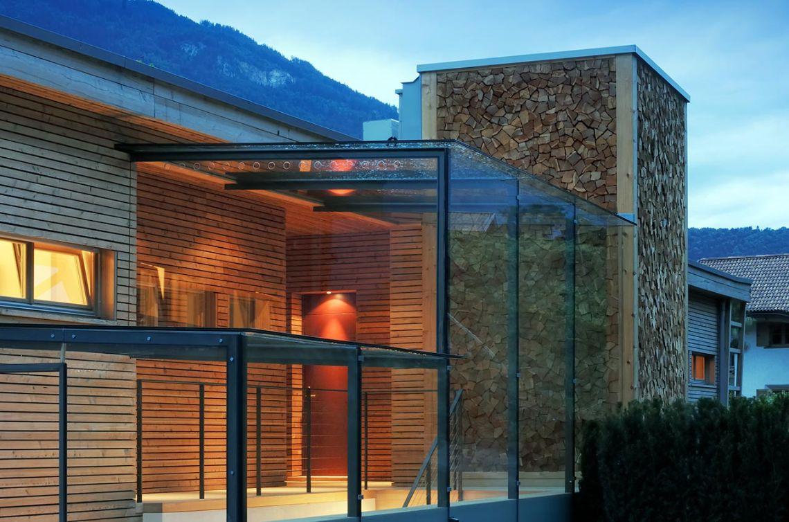 Hotel Pergola Residence in Südtirol