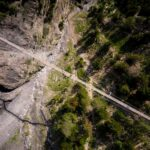 Suonen-Wanderung im Wallis: Crans-Montana eröffnet neue Hängebrücke